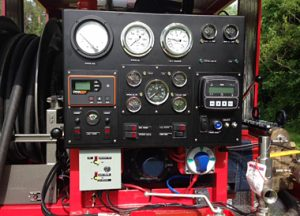 17 Machinery designed and built custom control panels for the installations.