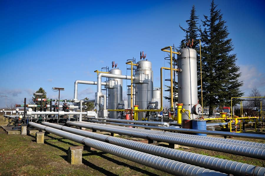 Oil Gas Pipes Application